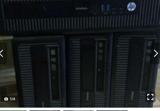 Desktop Computer HP EliteDesk 800 4GB Intel Core i5 HDD 500GB image 1