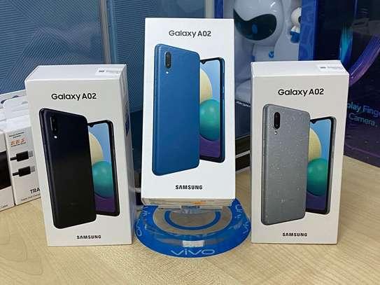 New Samsung Galaxy A02 2/32GB at 13000 image 1