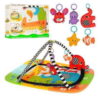 Baby Activity Gym and Foam Mat image 2