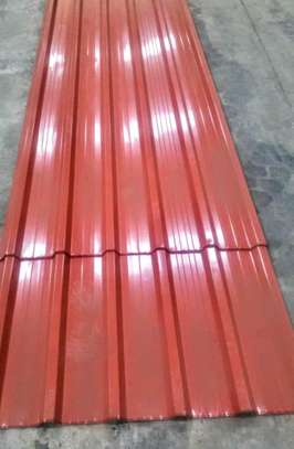 Panda mabati roofing iron sheets