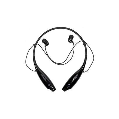Wireless Neckband Magnet In Ear Headphone And Bluetooth Headset image 1