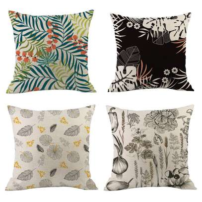 QUALITY AFRICAN THEME THROW PILLOWS image 3