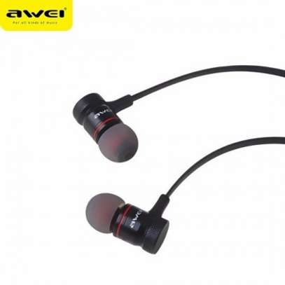 Awei ES70TY In-ear Earphone Metal Heavy Bass Sound Headset With MIC image 4