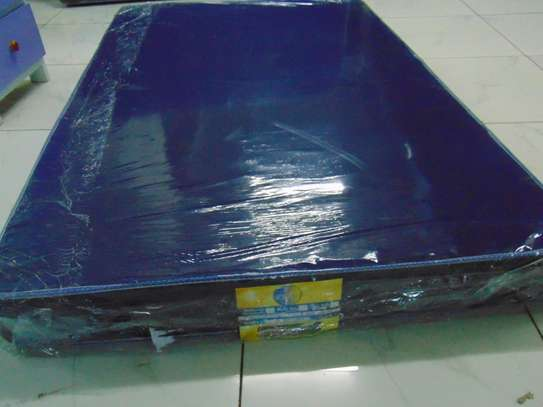 3*6*8 HEAVY DUTY BLUE MATTRESS (FREE HOME DELIVERY)