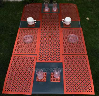 13pcs Non Woven Tablemats Set image 6