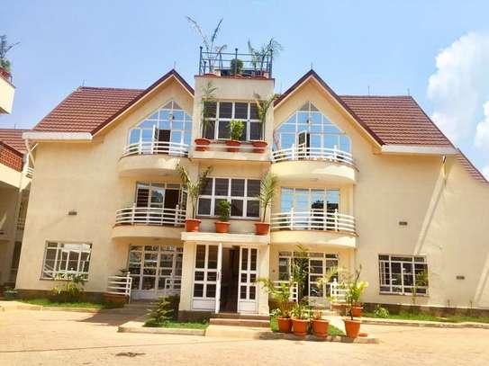 4 bedroom apartment for rent in Karen image 1