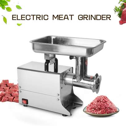 Professional commercial electric industrial meat mincer grinder machine, image 1
