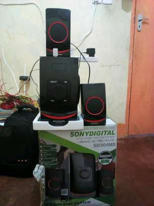 2.1ch 8800W Home Theater System