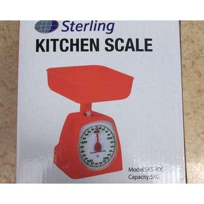 Mini Kitchen Scale image 1