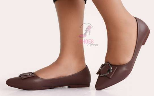 Classy Flat shoes image 5