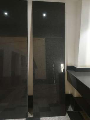 Granite marble (Galaxy Black)