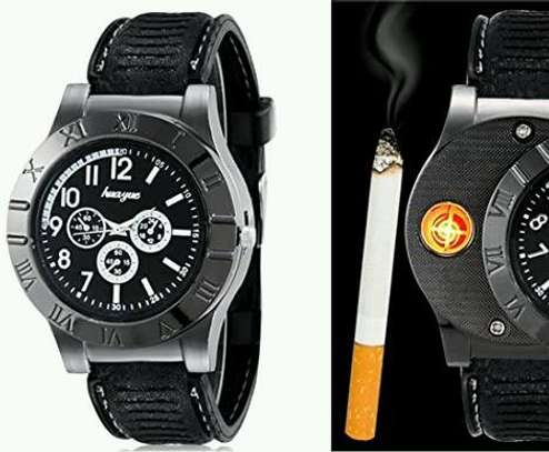 LED Lighter Watch