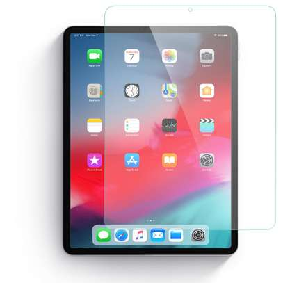 Tempered Glass Screen Protector for Apple iPad Pro 12.9 inches image 1