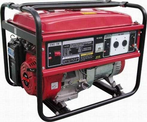 Gasoline 5.5KVA generators image 2