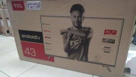 43 inches Tcl smart tv