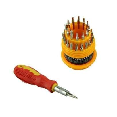 31-In-1 Precision Handle Screwdriver Set - image 1