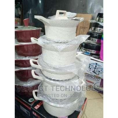 10pc Bosch Granite Cookware image 2