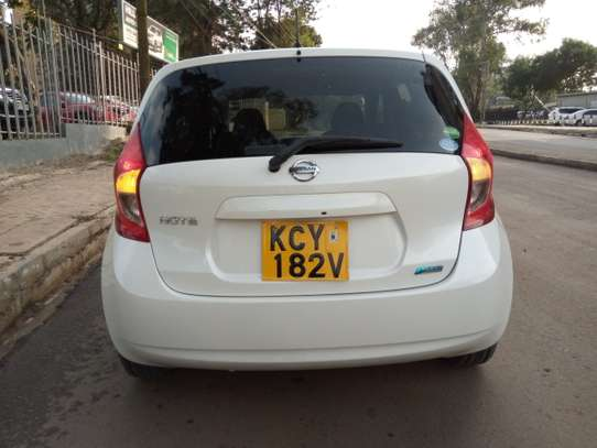 Nissan Note 1.4 image 11