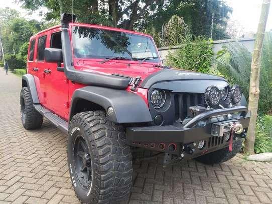 Jeep Wrangler image 4