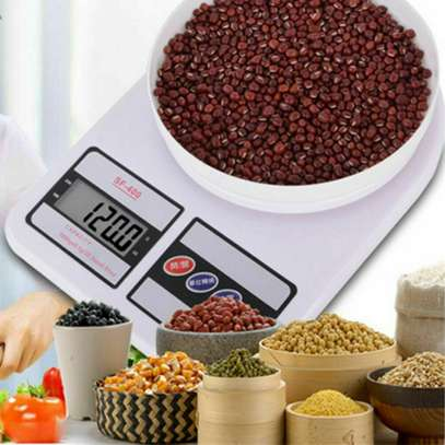 10kg Digital Kitchen LCD Electronic Household Food Cooking Scales Weighing image 3