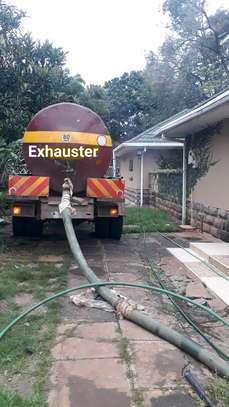 Exhauster services & Honeysuckers image 2