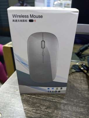 Wireless Mouse-Rechargeable