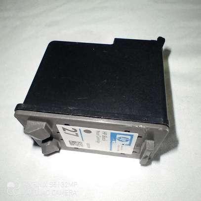 27 inkjet cartridge C8727A black only image 6
