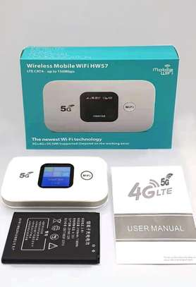 4G/5G LTE Mobile Router MiFi