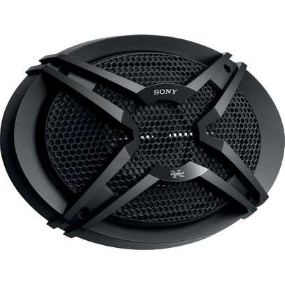Sony XS-GTF6939  3-Way 420Watts Peak Power Coaxial Car Audio Speakers image 1
