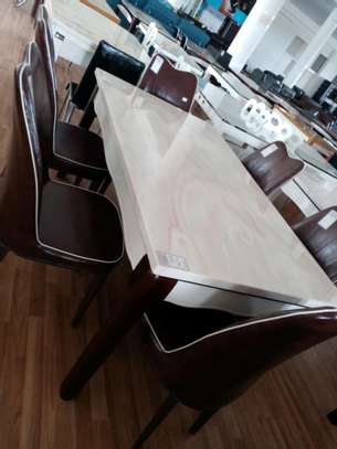 Exclusive dining table image 1