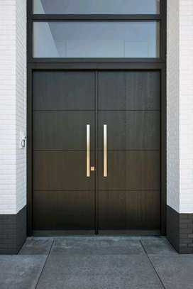 Security steel Doors and Gates image 2