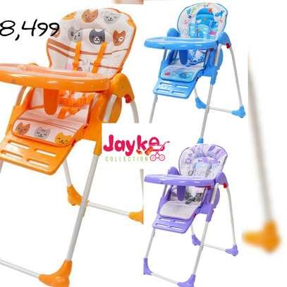 Kids Feeding chairs image 4