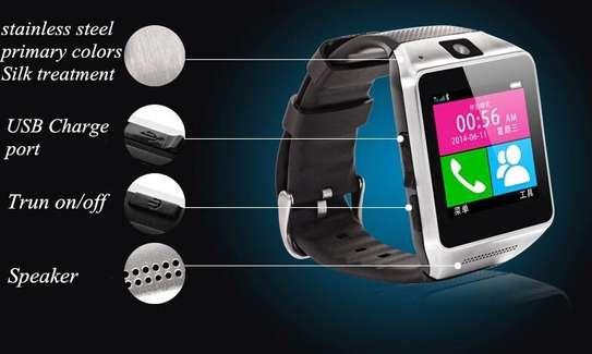 Bluetooth DZ09 Smart Watch Wrist Watch Phone with Camera & SIM Card Support image 2