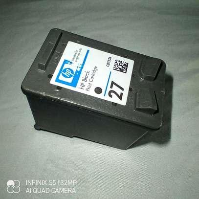 27 inkjet cartridge C8727A black only image 7
