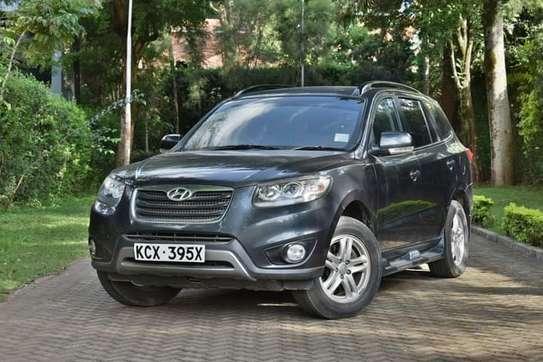 Hyundai Santa Fe image 1