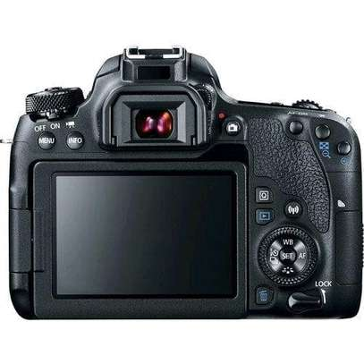 Canon EOS 77D 24.2MP Wi-Fi NFC DSLR Camera with NO Lens image 3