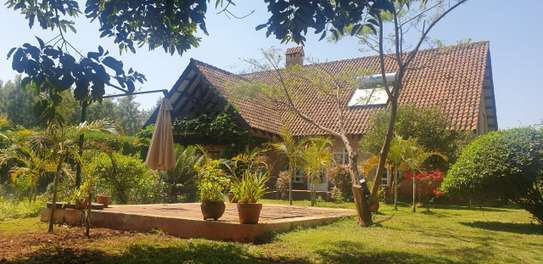 Furnished 4 bedroom house for rent in Runda image 17