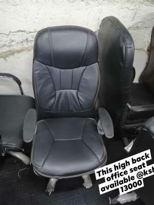 Executive office seats image 8