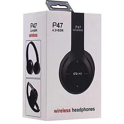 Wireless Foldable Bluetooth Headphones image 3
