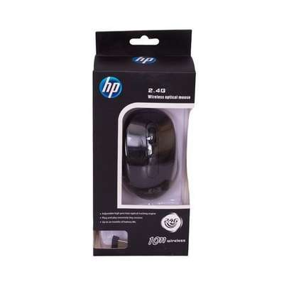 HP WIRELESS MOUSE image 2