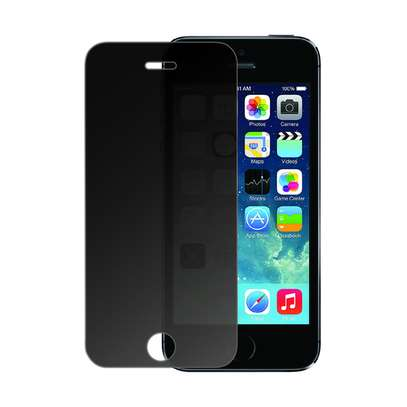 5D Full Glue Anti-spy Privacy Screen Protector For iPhone 6 /6S image 1