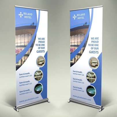 BANNERS, STICKERS,  PRINTING image 2