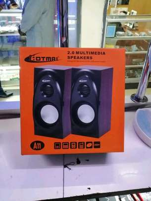 Hotmai computer speakers image 1