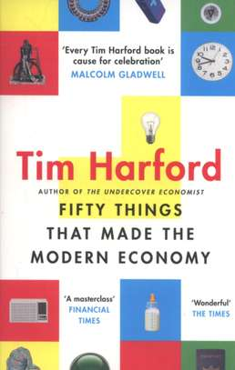 Fiction, Non-Fiction, Social Sciences, Suspense, Predictions & Propechy Ebooks(softcopy)-Sylvia Browne(End of days), Dean Koontz(The eyes of Darkness), Tim Harford(Fifty Things/Inventions that Made the Modern Economy) image 3