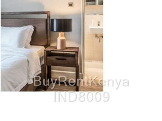 Furnished 1 bedroom apartment for rent in Rhapta Road image 6