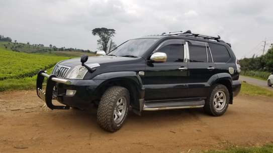Toyota Prado For Hire image 1