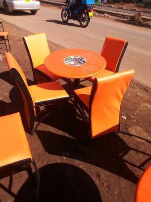 4 Seater Restaurant Chairs