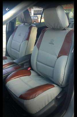 Nissan Car Seat Covers image 3