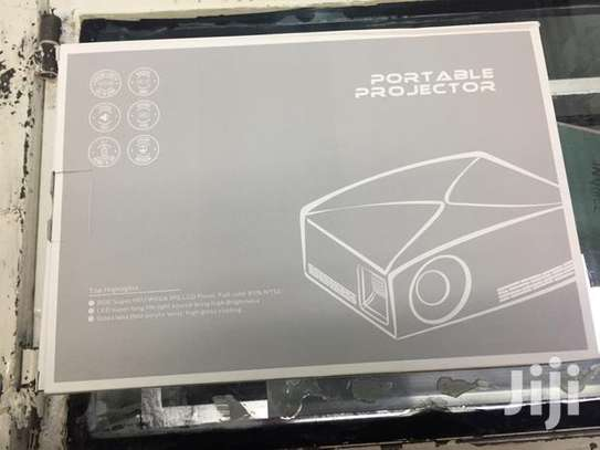 Portable Projector image 1