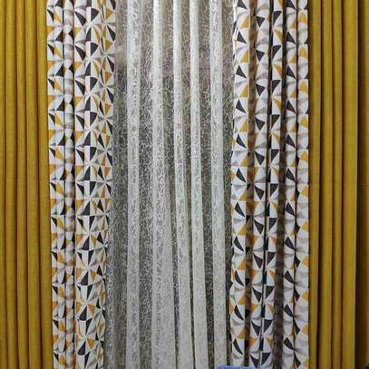 ADORABLE DOUBLE-SIDED CURTAINS AND SHEERS image 12